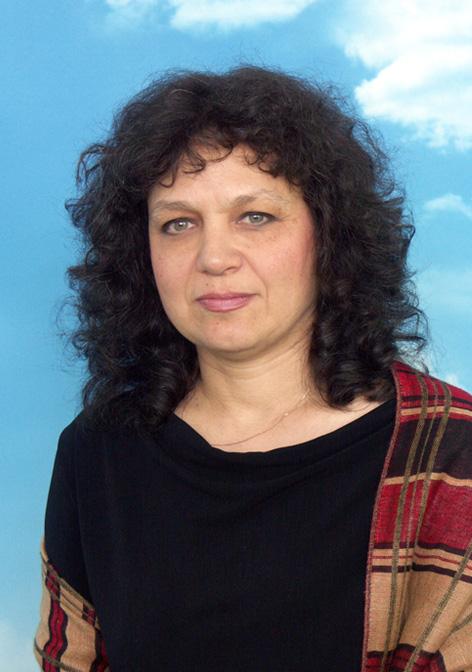 Гасанова Маргарита Рзаевна